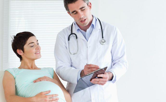 Какая норма давления у беременных женщин 24