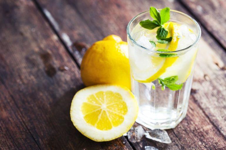 Питье при высоком давлении