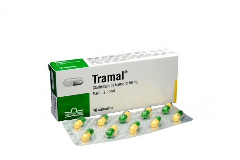 Обезболивающее Трамал