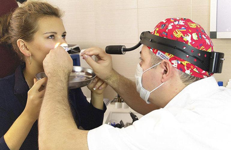 Кровотечение из носа у взрослых , причины