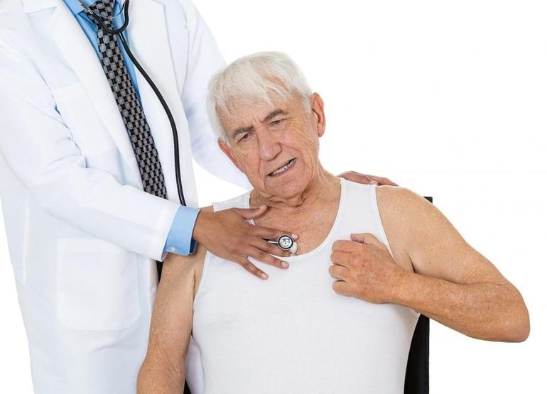 Диагностика инфаркта на ранней стадии