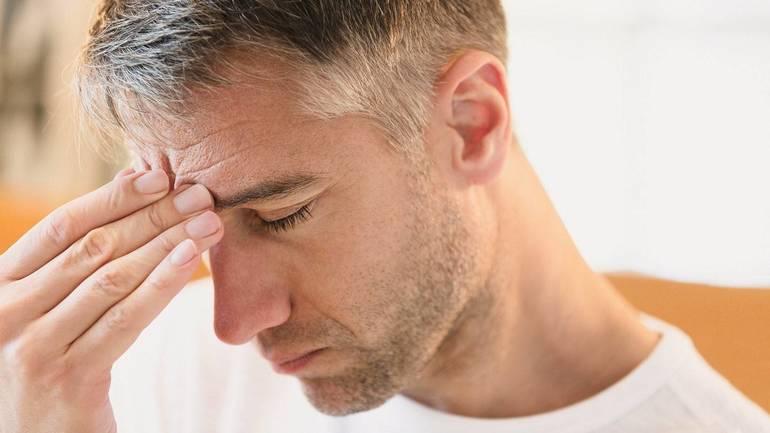 Головная боль, мигрень у мужчин