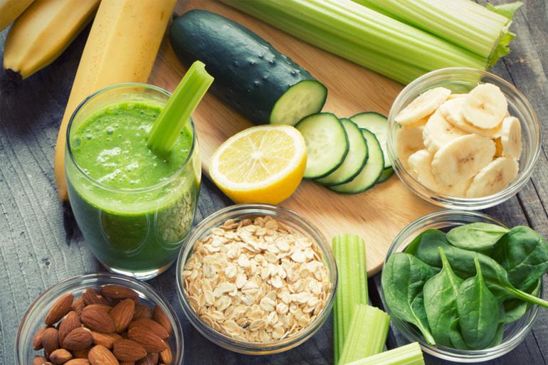 очищающая лечебная диета