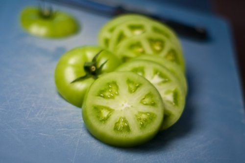 компресс из помидор