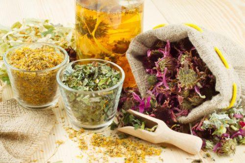 Травяные сборы от атеросклероза