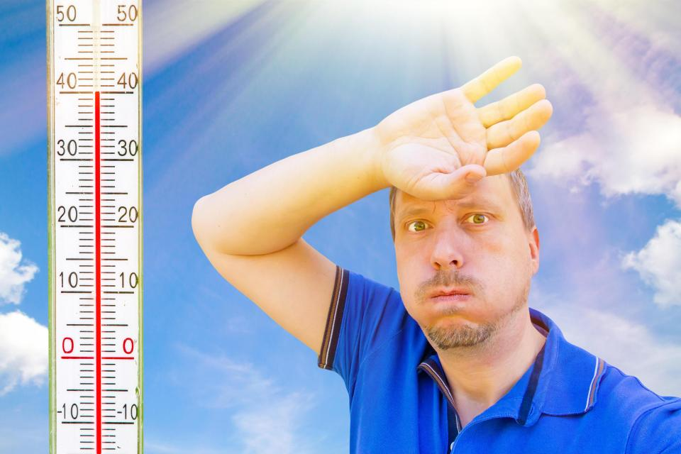 Влияние жары