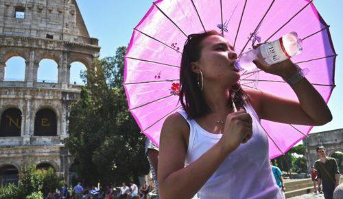 Защищаемся от жары
