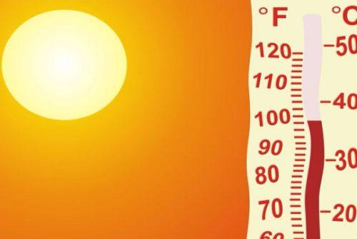 Почему в жару поднимается артериальное давление
