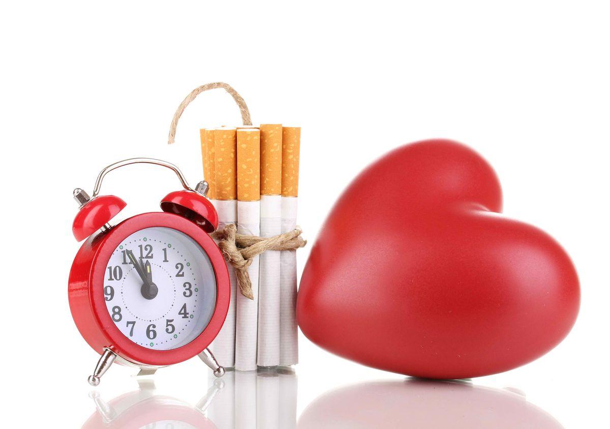 как влияет курение