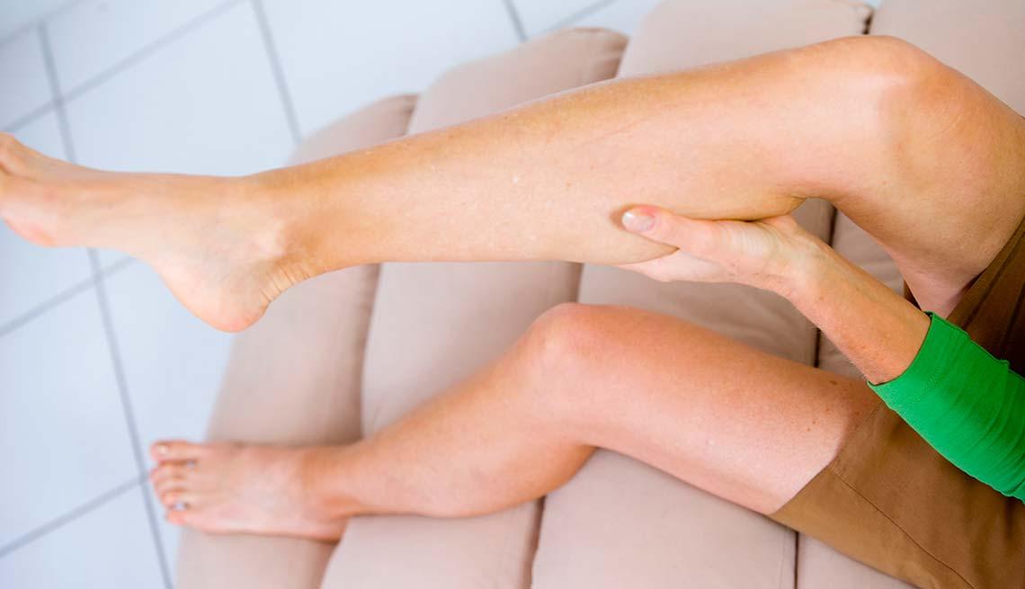 Варикоз и боли в ногах