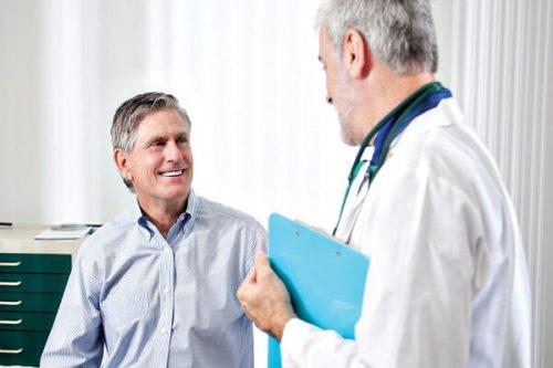 Норма гемоглобина у мужчин после 40