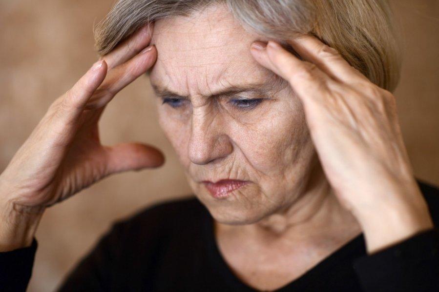 головокружение у пожилых
