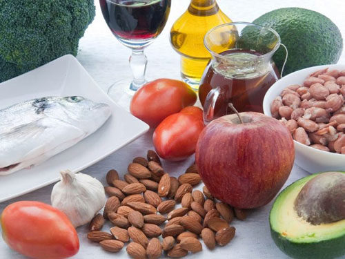 меню для снижения холестерина