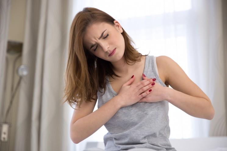 Желудочковая бигеминия сердца