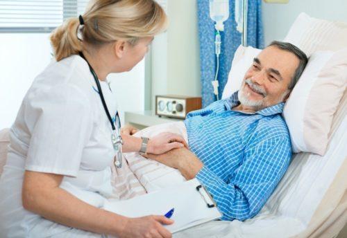 лечение легочной эмболии