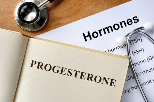 когда сдавать на прогестерон