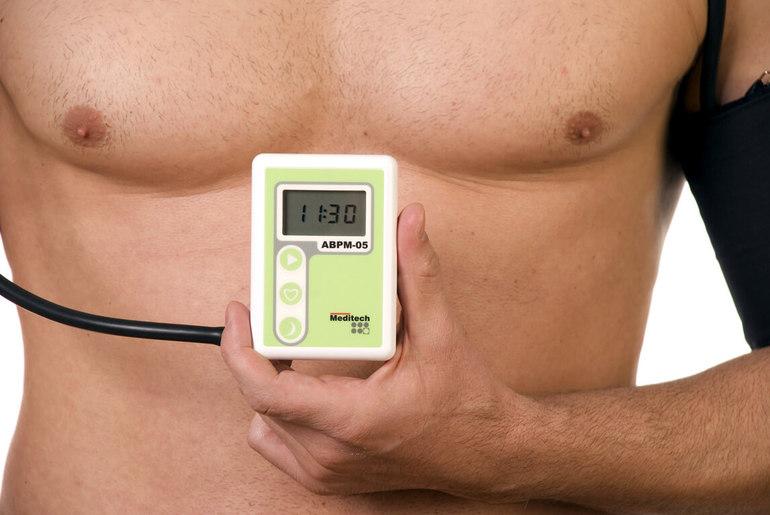 Мониторинг артериального давления