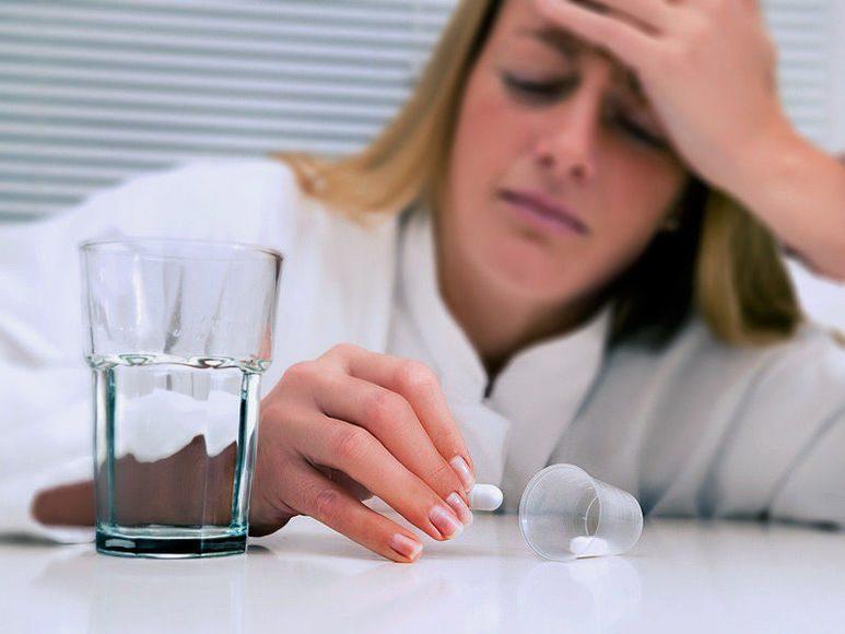 Симптомы анемии у женщин