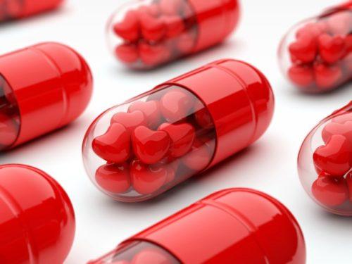 Таблетки Красные