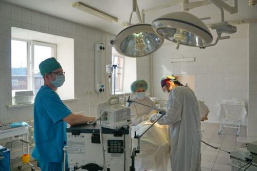 Кардиохирургическая Помощь