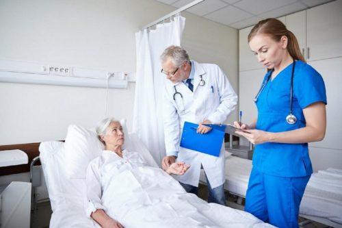 Почему температура после операции на позвоночнике