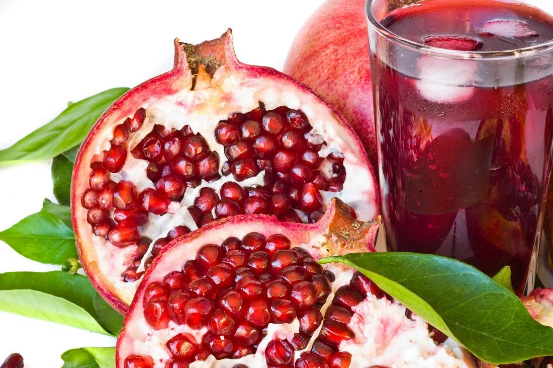 Повышает ли показатели гемоглобина в крови гранатовый сок: польза и вред, как принимать