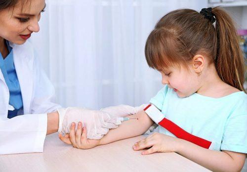 Высокие эритроциты гемоглобин гематокрит