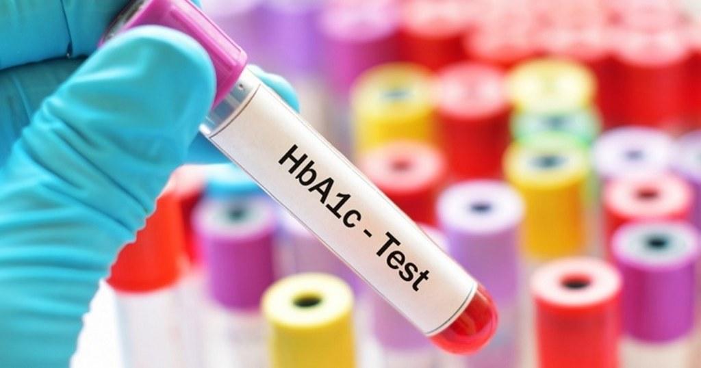 Тест крови на HbA1c