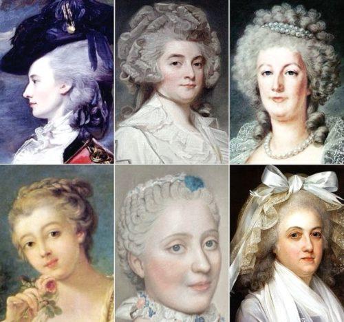 moda na blednost