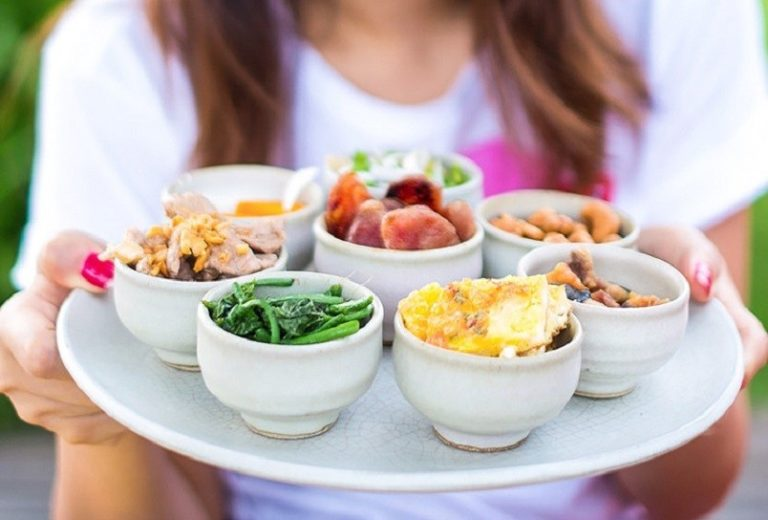 диета при дробном питании