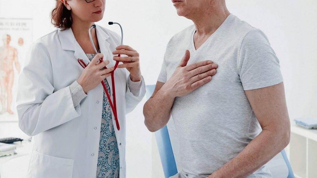 остеохондроз и сердцебиение
