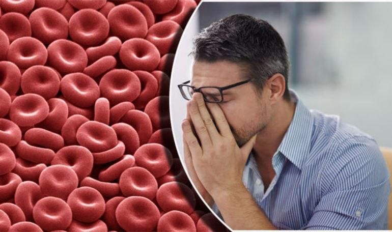 гемоглобин в крови у мужчин