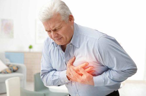 как помочь человеку с болью в сердце