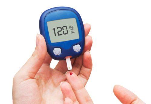 Проверка уровня гемоглобина