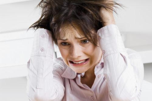 Стрессы и нервные напряжения