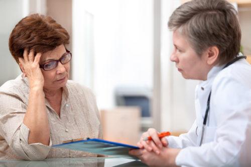 Повышение гемоглобина и тромбоцитов