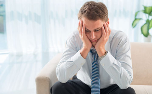 депрессия как последствие паралича