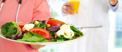 особенности диеты при тромбофлебите