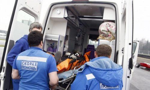 госпитализация на скорой помощи