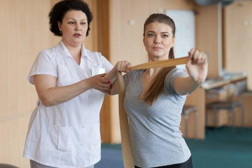 лечебная физкультура при параличе