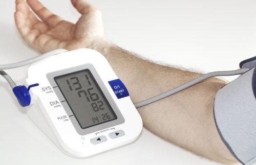как измерить себе давление