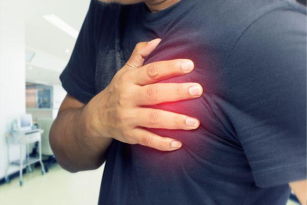 Боли в сердце после стресса
