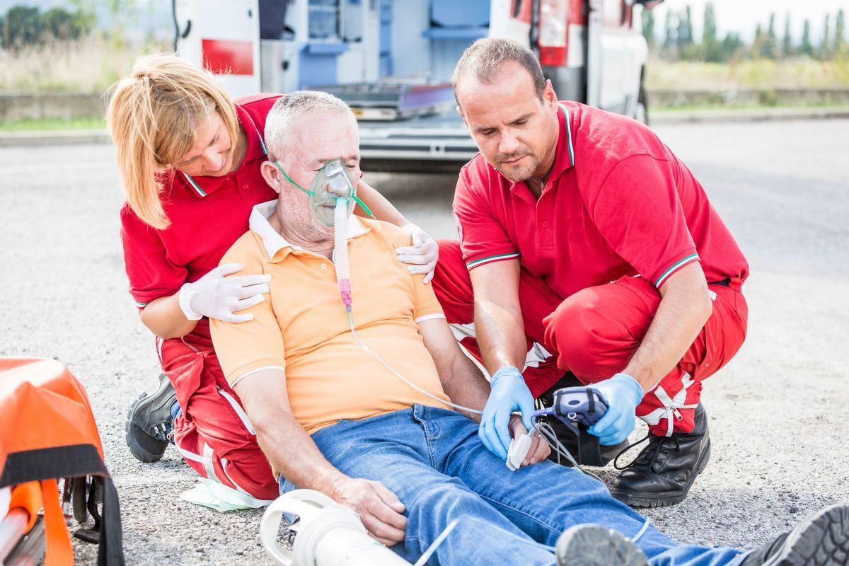 медицинская помощь при коллапсе