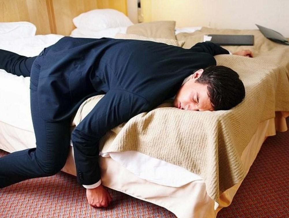 усталость и лень