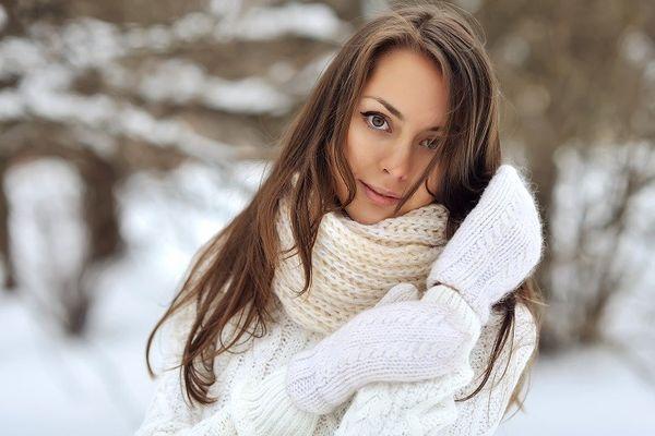 Почему кожа вокруг рта синеет на холоде