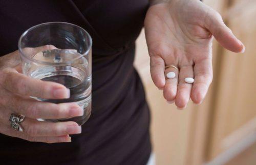 прием укрепляющих препаратов