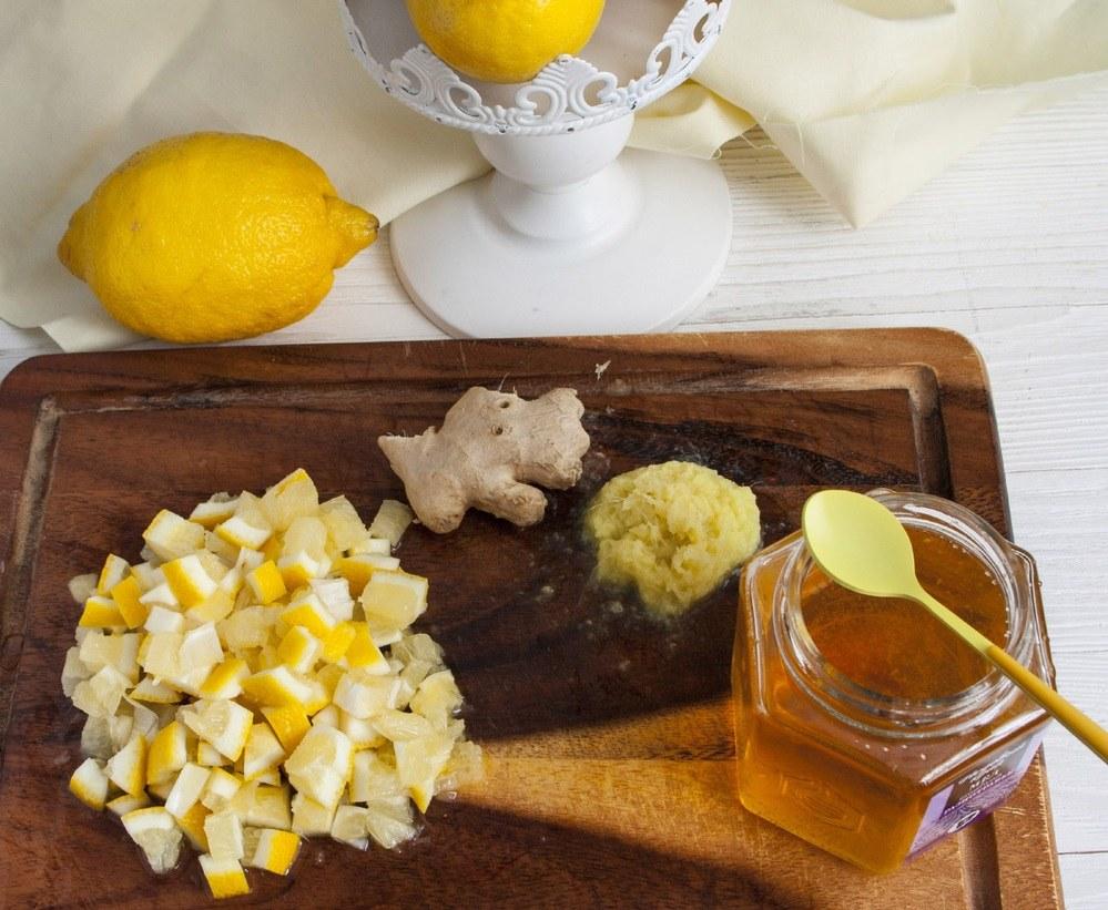 Шкурка лимона для похудения