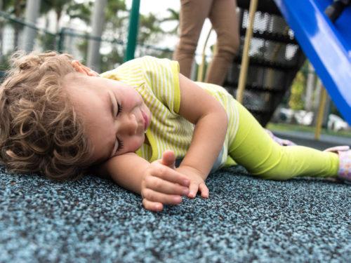 обмороки у ребенка