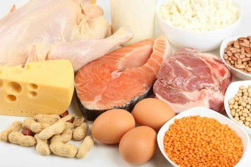 Потреблять много белка