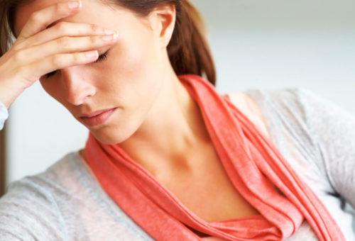 Расстройства гормонального фона